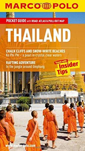 9783829706797: Thailand Marco Polo Pocket Guide (Marco Polo Guides)