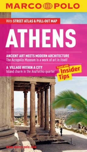 9783829707077: Athens Marco Polo Guide (Marco Polo Guides)