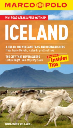 9783829707152: Iceland Marco Polo Pocket Guide (Marco Polo Guides)