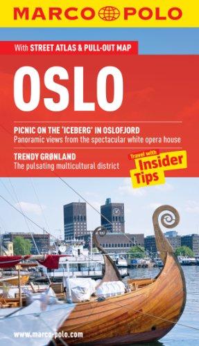 9783829707206: Oslo Marco Polo Guide (Marco Polo Guides)