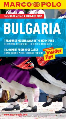 9783829707282: Bulgaria Marco Polo Guide (Marco Polo Travel Guides)