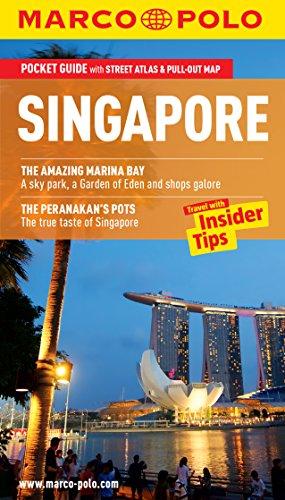Singapore Marco Polo Guide (Marco Polo Travel Guides): Marco Polo
