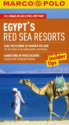 9783829707374: Egypt's Red Sea Resorts Marco Polo Guide (Marco Polo Travel Guides)