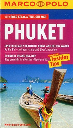 9783829707404: Phuket Marco Polo Guide (Marco Polo Travel Guides)