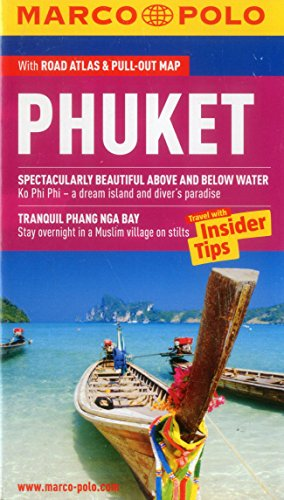 9783829707404: Marco Polo Phuket: Travel With Inside Tips