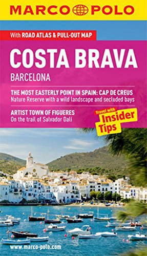 9783829707497: Costa Brava Marco Polo Guide (Marco Polo Travel Guides)