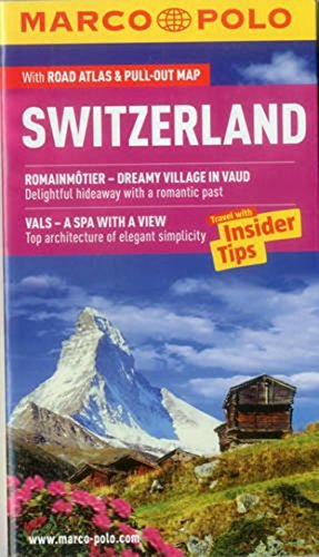 9783829707527: Switzerland Marco Polo Guide (Marco Polo Guides)