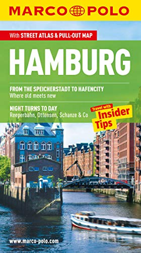 9783829707534: Hamburg Marco Polo Guide (Marco Polo Guides)