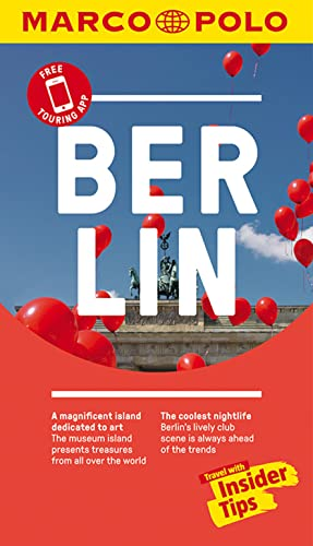 9783829707978: Berlin Marco Polo Pocket Travel Guide - with pull out map (Marco Polo Guides) [Idioma Inglés]: the compact Travel Guide with Insider Tips
