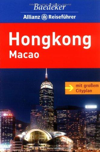 Baedeker Allianz Reisefürhrer Hongkong, Macao.