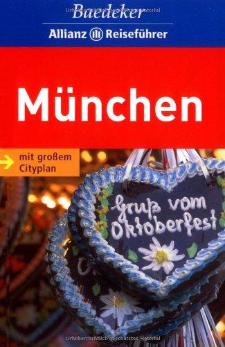 Baedeker Allianz Reiseführer München: Linde, Helmut, Kelch,