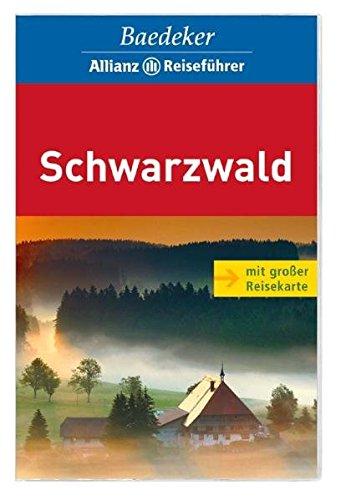 Schwarzwald : Baedeker-Allianz-Reiseführer: Linde, Helmut