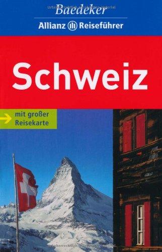 9783829710718: Baedeker Allianz Reiseführer Schweiz