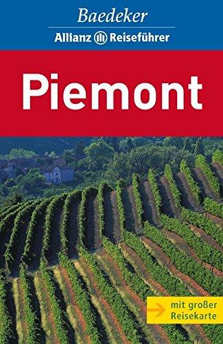 9783829710978: Baedeker Reiseführer Piemont