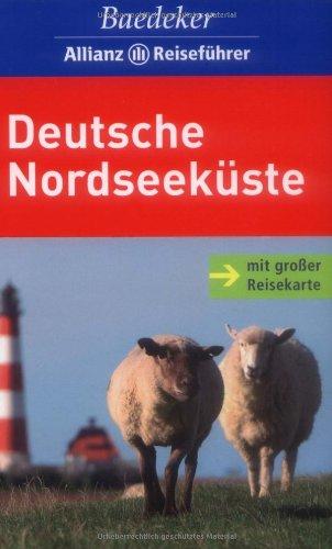9783829711500: Baedeker Allianz Reiseführer Deutsche Nordseeküste: Mit großer Reisekarte
