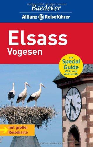 Baedeker Allianz Reiseführer Elsass, Vogesen - Bourmer, Achim