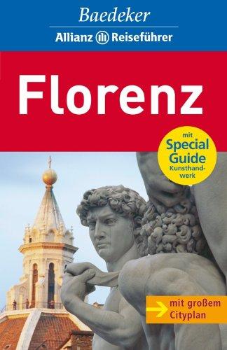 Baedeker Allianz Reiseführer Florenz - Galenschovski, Carmen