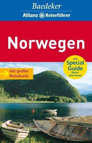 Baedeker Norwegen Mit Special-Guide Naturabenteuer. Mit großer Reisekarte