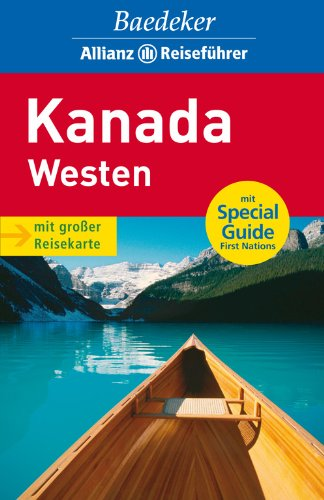 9783829712897: Kanada Westen: mit Special Guide First Nations