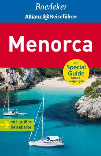 9783829712910: Baedeker Reisef�hrer Menorca: mit Special Guide Strandvergn�gen