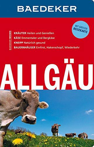 9783829713368: Baedeker Reisef�hrer Allg�u