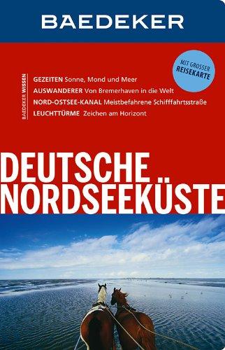 9783829713597: Baedeker Reiseführer Deutsche Nordseeküste