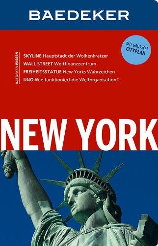 9783829714303: Baedeker Reisef�hrer New York