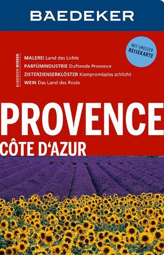 9783829714426: Baedeker Reiseführer Provence, Cote d Azur