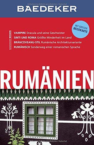 9783829714471: Baedeker Reiseführer Rumänien