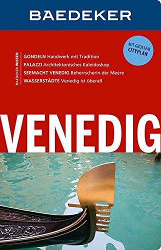 9783829714846: Baedeker Reiseführer Venedig: mit GROSSEM CITYPLAN