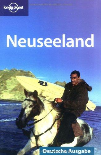 9783829715768: Lonely Planet Reiseführer Neuseeland