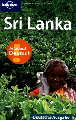 9783829715799: Lonely Planet Sri Lanka