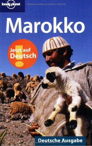 9783829715836: Lonely Planet Reiseführer Marokko