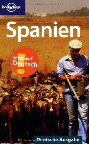 9783829715904: Lonely Planet Spanien