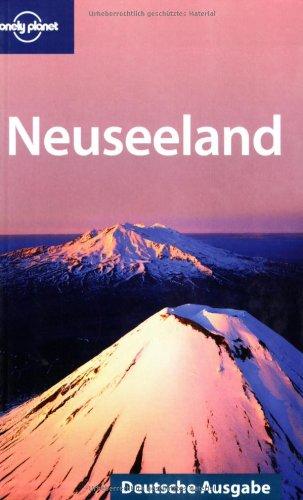 9783829716321: Lonely Planet Reiseführer Neuseeland