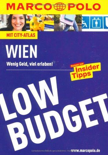 9783829718035: Marco Polo Low Budget Wien: Wenig Geld, viel erleben