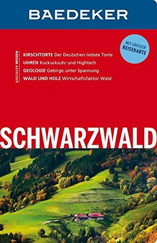 Baedeker Reiseführer Schwarzwald: mit GROSSER REISEKARTE: Linde, Helmut