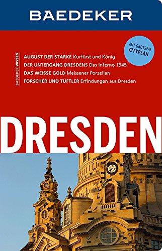 9783829718332: Eisenschmid, R: Baedeker Reiseführer Dresden