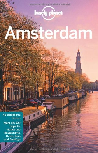 9783829722544: Lonely Planet Reisef�hrer Amsterdam