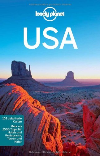 9783829722612: Lonely Planet Reiseführer USA