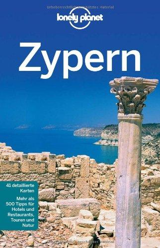9783829722674: Lonely Planet Reiseführer Zypern