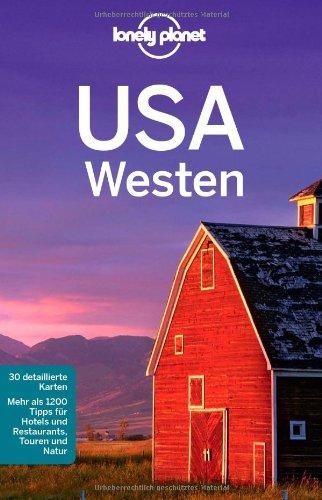 9783829722698: Lonely Planet Reiseführer USA Westen