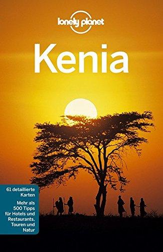 9783829722742: Lonely Planet Reiseführer Kenia