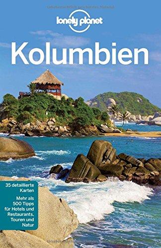 9783829722841: Lonely Planet Reiseführer Kolumbien