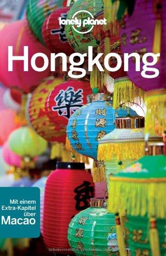 9783829722919: Lonely Planet Reiseführer Hongkong
