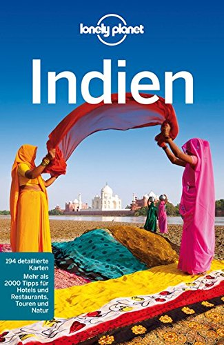 9783829723152: Lonely Planet Reisef�hrer Indien