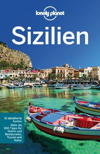 9783829723299: Lonely Planet Reiseführer Sizilien