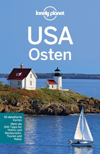 9783829723312: Lonely Planet Reiseführer USA Osten