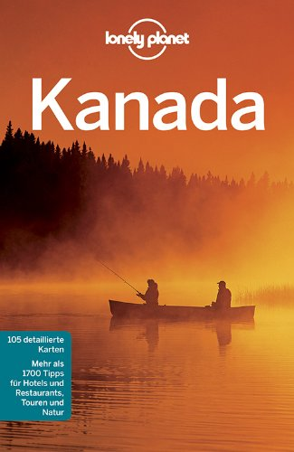 9783829723343: Lonely Planet Reiseführer Kanada