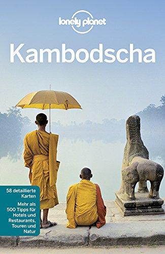 9783829723480: Lonely Planet Reiseführer Kambodscha